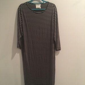 Comfy tshirt dress
